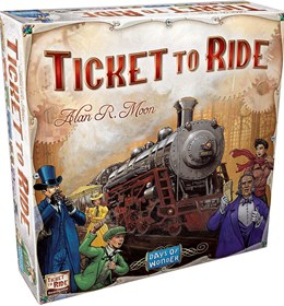 The Complete Ticket to Ride Buyer's Guide
