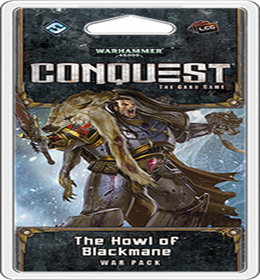 Warhammer 40,000: Conquest The Howl of Blackmane