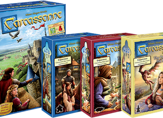 Top 5 Carcassonne Expansions