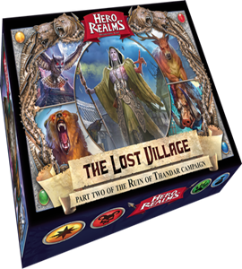 Hero Realms: The Lost Village Campaign Deck